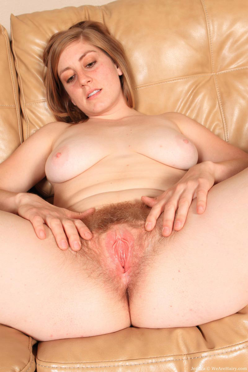 Hot amateur shows her hairy pussy and armpits from We Are Hairy